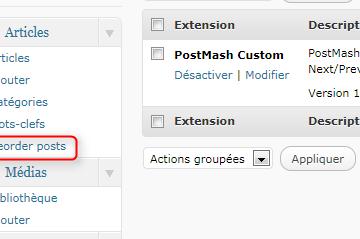 PostMash Custom