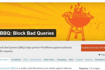 BBQ: Block Bad Queries