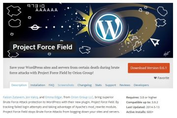 Project ForceField
