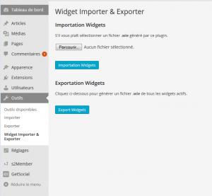 widget-importer