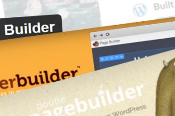 Quel constructeur de page choisir?