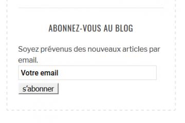 WP Feedburner Email Subscriber