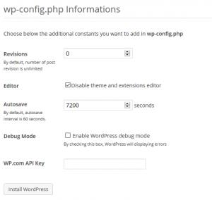wp-qaick-install-config