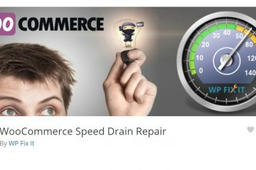 WP Speed Drain Repair