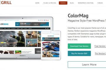 Alerte sécurité ThemeGrill Demo Importer «1.6.1 (Colormag…)